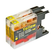2x yellow LC1280 XL für Brother MFC-J5910DW MFC-J6710DW MFC-J6910DW MFC-J6510DW