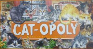Catopoly-Cat-Feline-themed-Monopoly-board-game-Late-for-the-Sky-COMPLETE