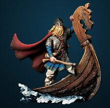 Andrea Miniatures Viking Drakkar Raider inc.part longboat 1/32nd Unpainted Kit