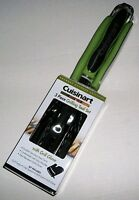 Cuisinart 3-piece Grilling Tool Set By Color Green And Stainless Ooo Kitchen