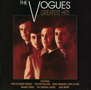 The-Vogues-Greatest-Hits-New-CD