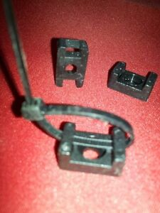 10-Small-Saddle-screw-In-Cable-Tie-Mounts-14mmx-8mm-cable-up-to-4mm