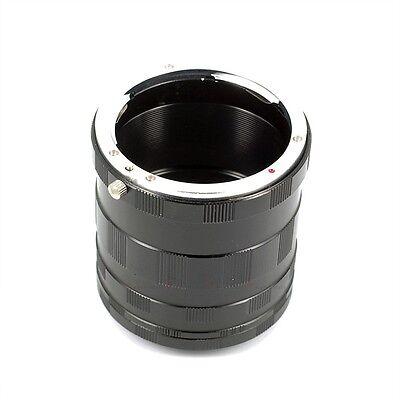 Macro Extension Tube For Canon 100D 700D 650D Rebel T5i T4i T3i Kiss X6i X5i X4