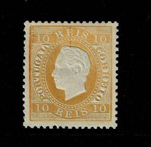 Portugal-SC-35-Mint-Hinged-Hinge-Rem-pencil-marking-on-back-p-12-5-S10049