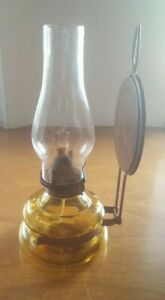 Vintage-Glass-PATIO-LAMP-Made-In-Japan