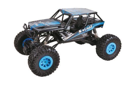 RC Rock Crawler  Climb Nation  M 1 10 10 10 4WD proportionales Gas 41cm blau f8b795