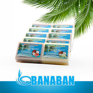 BANABAN-10-X-MIXED-Virgin-Coconut-Oil-Handmade-Soaps