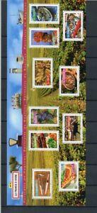 Frankreich Kleinbg. MiNr. 3791-3800 postfrisch MNH (GF14317