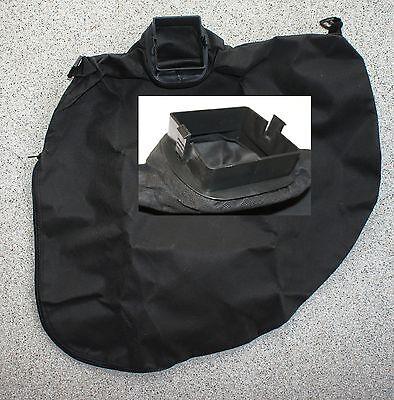 passend für ATIKA LSH 2500 2600 Laub Sack Laubfangsack Laubsauger Fangsack