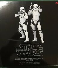 New Kotobukiya Star Wars First Order Stormtrooper Two Pack 1/10 Scale ArtFX+