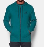 Under Armour Sportstyle Fleece Full Zip Hoodie Mens Size Xxl $64.99