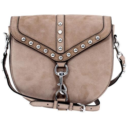Rebecca Minkoff Rose Saddle Sandstone Saddle Bag H