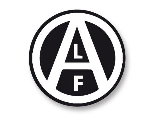 Magnet Aimant Frigo Ø38mm Logo ALF Animal Liberation Front
