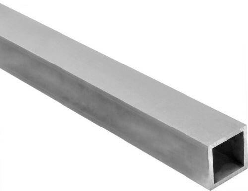 Riggatec Alu-Rohr Vierkant 50x50x2mm Länge 6,0 mtr.