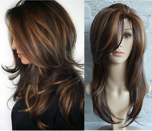 5-Styles-Women-Long-Curly-Wigs-Synthetic-Hair-Natural-Full-Wavy-Wig-G