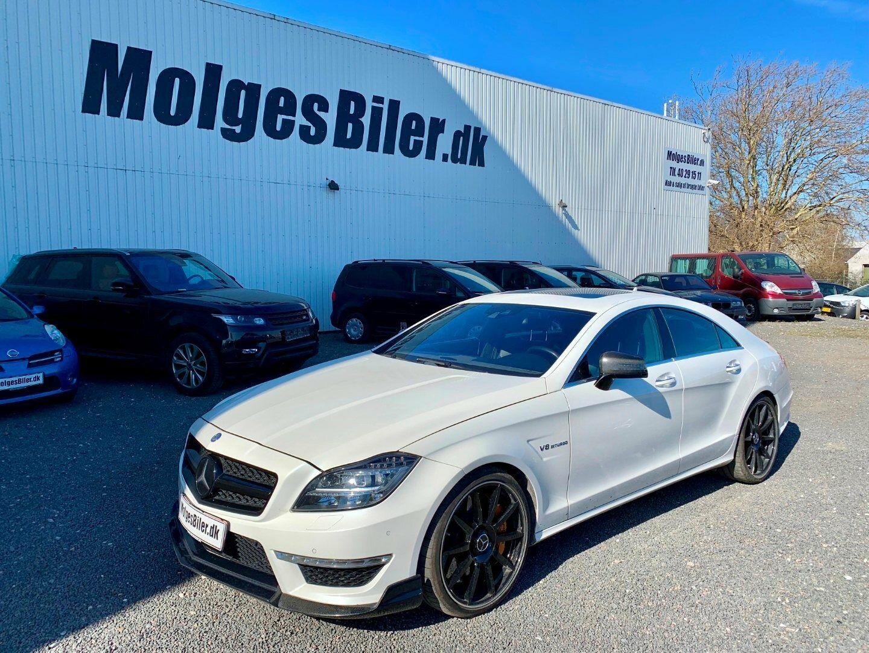 Mercedes CLS63 5,5 AMG aut. 4d - 723.000 kr.