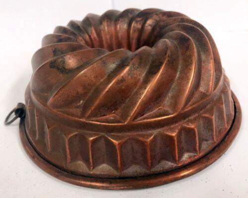 Kupfer Backform Antik (Ku-58