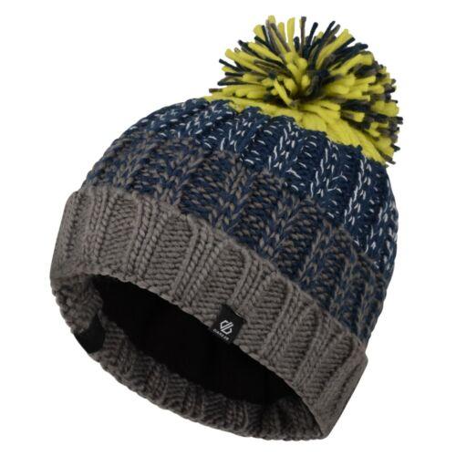 Dare 2B Boys/' Logical Fleece Lined Bobble Ski Hat