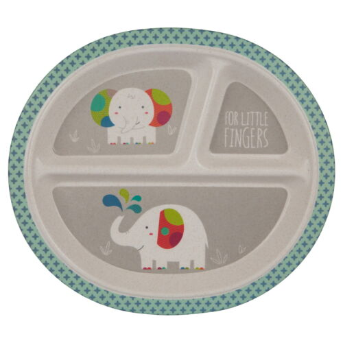 BPA free Age 1-3 For Little Fingers Eco Toddler Dining Set Tum Tum