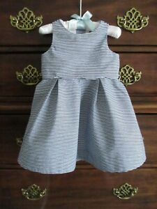 """NWOT Janie and Jack 6-12 Months """"So Refreshing"""" Easter Dress"""