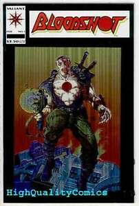 BLOODSHOT-1-NM-Chromium-cv-Barry-Smith-Valiant-1993-more-Valiant-in-store