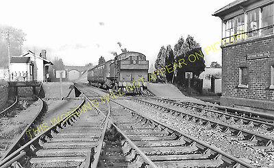 3 Andoversford Notgrove Railway Station Photo Bourton-on-the-Water.