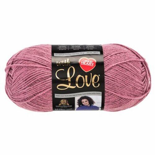 Red Heart With Love Cameo Knitting /& Crochet Yarn