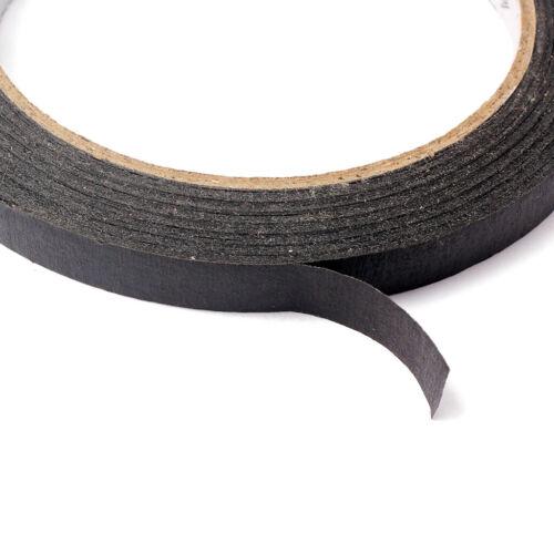 Gitarre Tonabnehmer Humbucker Isolierung Klebeband Schwarz 8mm