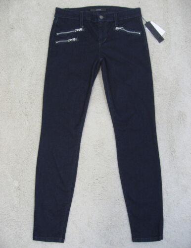 Rocker Taille Nwt Dark Joes 888380149096 Zip Miley mi basse Taille Joe's Poches Jeans Skinny 27 B5qH5