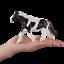 Mojo GYPSY VANNER HORSE toys model figure kid girls plastic animal farm figurine