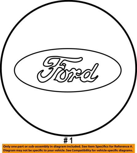 FORD OEM 94-02 E-350 Econoline Club Wagon-Wheel Center Cap Hub Cover F4UZ1130B