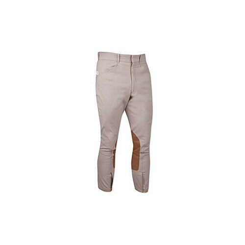 New Men's Tailored Sportsman Trophy Hunter Breeches- 2961- Tan- Various Sizes