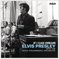 ELVIS PRESLEY-IF I CAN DREAM: ELVIS PRESLEY WITH THE ROYAL PHILH 2 VINYL LP NEU
