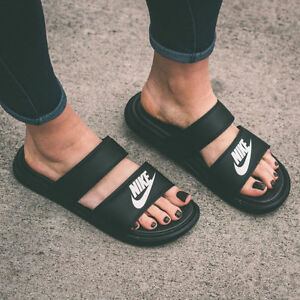 Nike Wmns Benassi Duo Ultra Slide Black/ 4oQS8Y