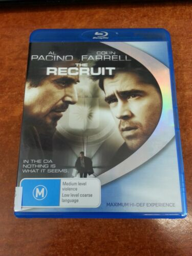 1 of 1 - The Recruit Blu Ray (24563)