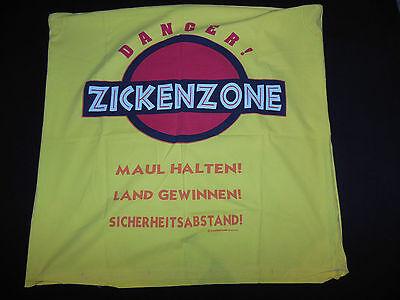 """Brillant Bettwäsche """" Zickenzone """" 135 X 200 U Bettwäschegarnituren Bettwäsche 80 X 80"""