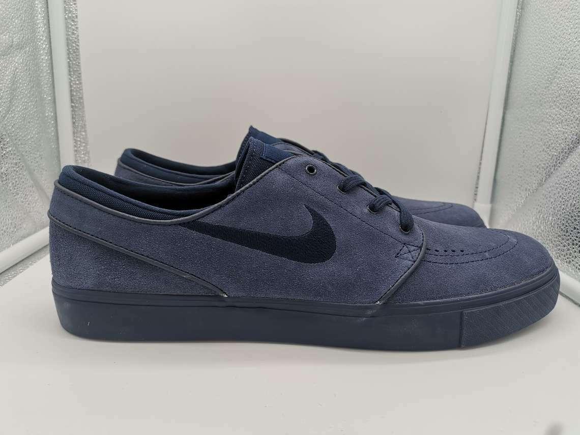 Nike SB Zoom Stefan Janoski UK 12 Obsidiana Azul 333824-422