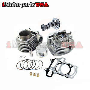 Details about BEST GY6 100CC BBK BIG BORE KIT FOR 139QMB 1P39FMB SCOOTER  ROKETA TAOTAO A9 CAM