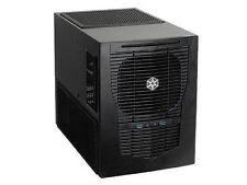 Silverstone Sugo Series Micro-ATX/Mini-ITX SFF Case (SST-SG09B (Black))