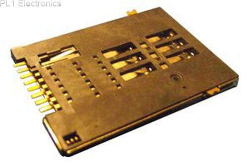 SIM CARD 1.8MM HEIGHT SOCKET MOLEX 47553-0001