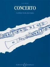 Mozart Concerto K622 di clarinetto in BB *