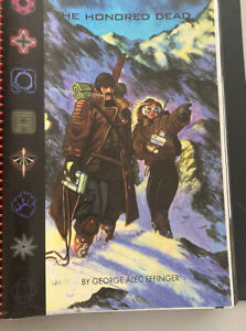 The Honored Dead - Aeon, Limited Edition George Alec Effinger  White Wolf Publis