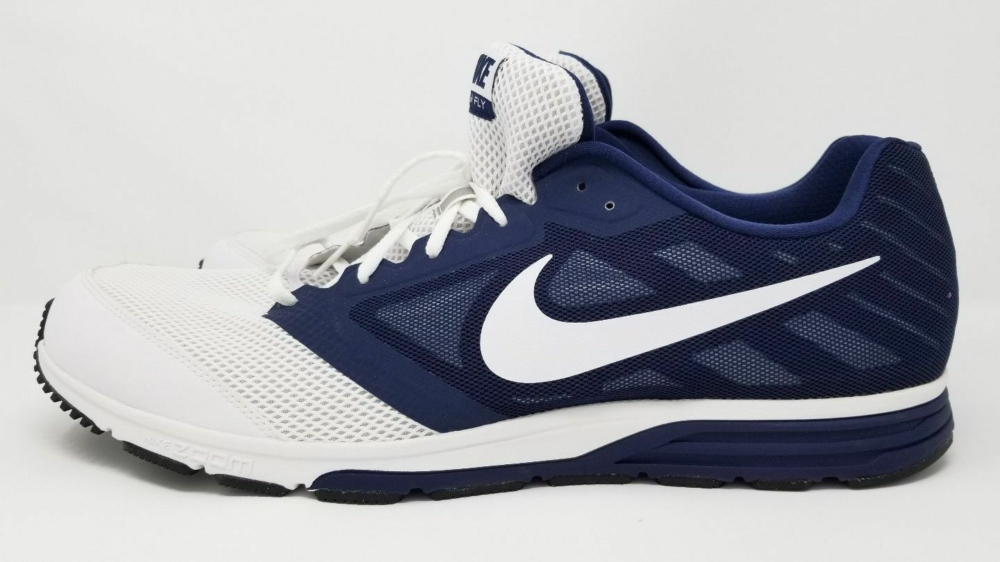 NEW Nike Zoom Fly Team Men's Running shoes. 652828 141. Size 18