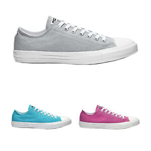Converse-CTAS-Court-Fade-Ox-Canvas-Mens-Womens-Flat-Low-Top-Unisex-Trainers