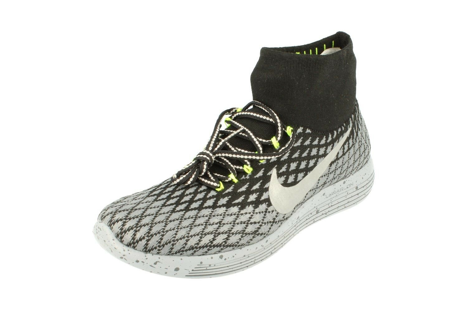Nike Lunarepic 849664 Flyknit Shield  Uomo Running Trainers 849664 Lunarepic Sneakers Schuhes 001 bdad5c