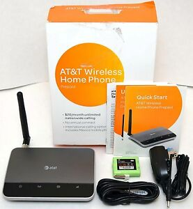 New Zte Wf720 At T Wireless Home Phone Whp Base For 20 Mo