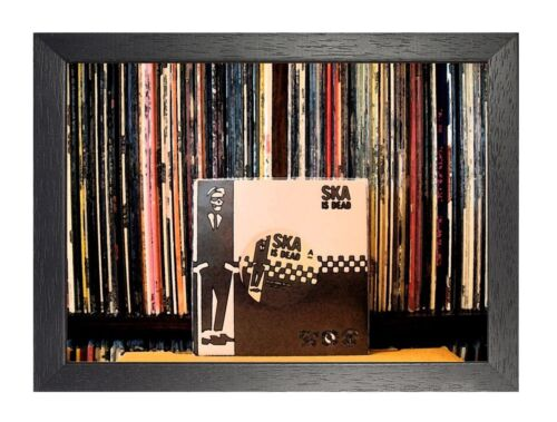 Ska Records Picture Oldchool Music Genre Poster Jamaica Photo Vinyl Picture