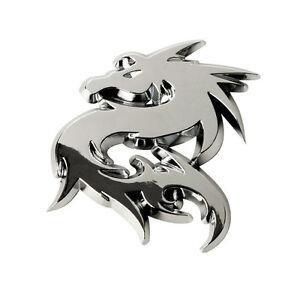 Chrome de marque Sumex 3D Autocollant Adhésif Voiture & home emblème badge-Dragon