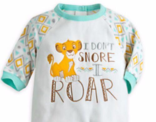 Disney Store Simba Lion King Guard Kion Baby Blanket Sleeper 12 18 24 Months NEW