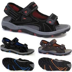 Mens Summer Sandals Dunlop Walking Sports Hiking Trail Surfing Beach Shoes Size